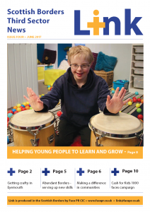 Image of cover of Link June 2017